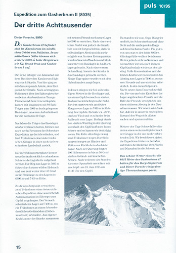 Gasherbrum II 1995 HP Puls Internet